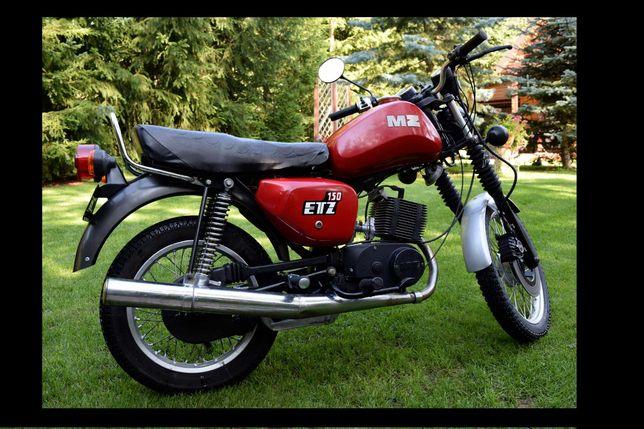 Motocykl MZ ETZ 150 Stan BDB 1987