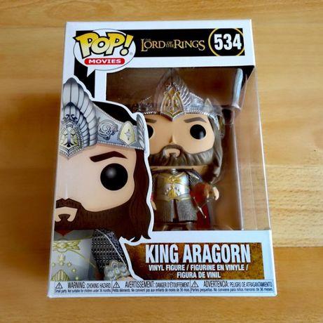 figurka winylowa Funko POP! The Lord of the Rings 534 - KING ARAGORN