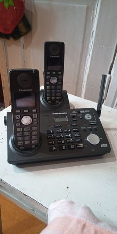 Телефонные беспроводные аппараты Panasonic KX-TG8287UA