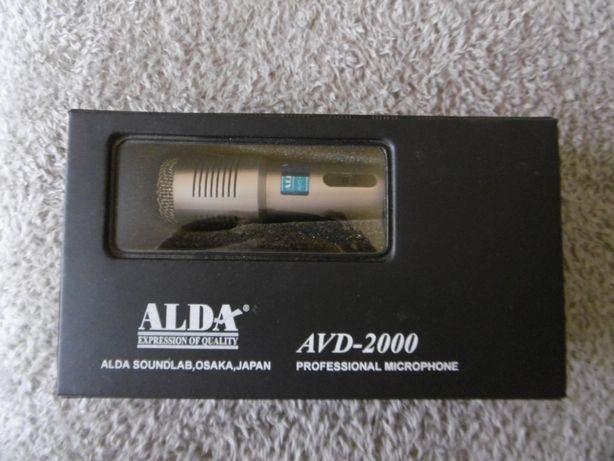 Mikrofon dynamiczny ALDA AVD 2000