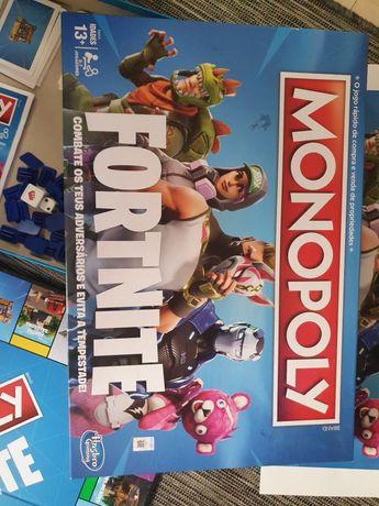 Monopoly Fortnite novo