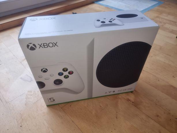 Fabrycznie ZAPLOMBOWANA konsola Xbox Series S 512gb wawa