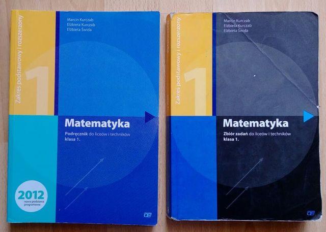 Podręcznik i zbiór zadań do liceów i techników Kl. 1