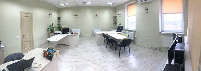 Аренда  офиса в бизнес центре «Пересыпь»