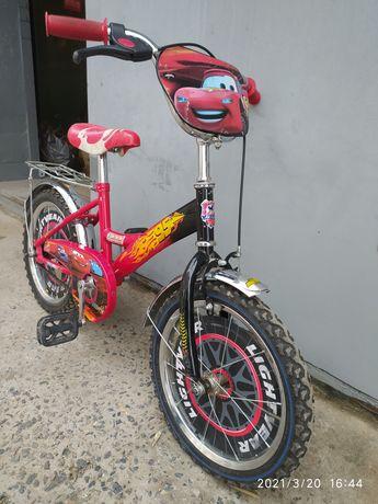 """Детский велосипед 16"""", 3-5 лет"""