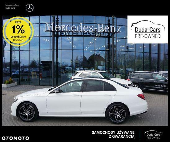 Mercedes-Benz Klasa E Mercedes Benz E220d 4MATIC Stylizacja AMG...