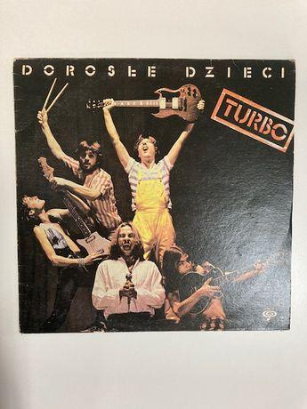 """TURBO """"Dorosłe dzieci"""" płyta winylowa 1982r"""