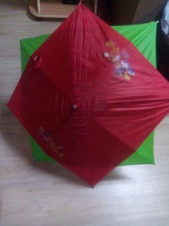 Зонт трость, паровоз, рюкзак мышка.