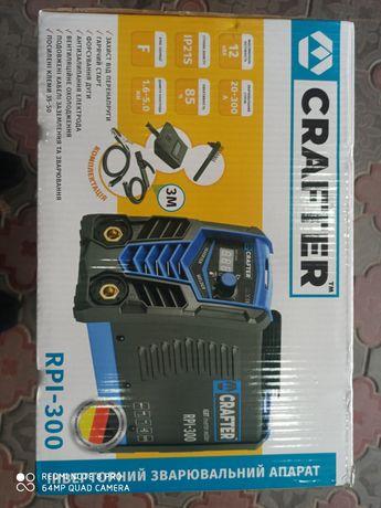 Зварювальний апарат  RPI-300 CRAFTER