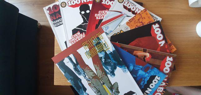 100 Naboi 1-9 komiksy