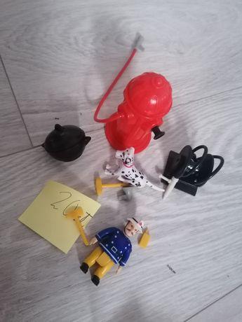 Sprzedam zabawki z serii strażak sam