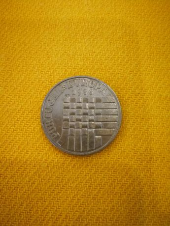 Moeda portuguesa 25 escudos