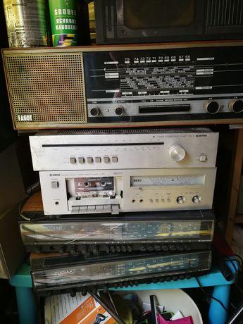 Unitra, Yamaha sprzęt audio