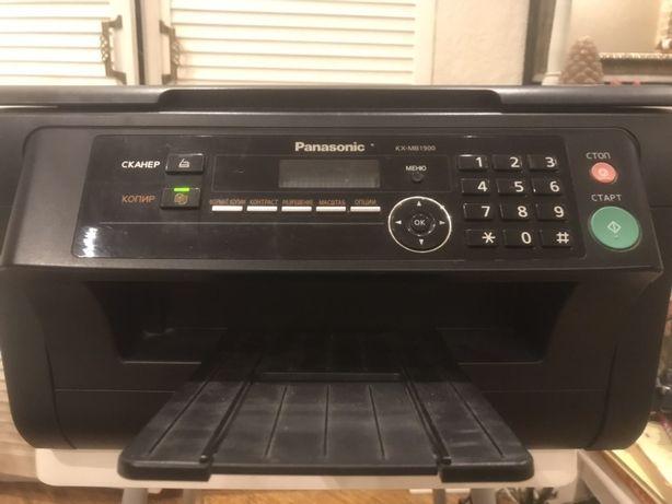 Принтер Panasonic KX-MB1900