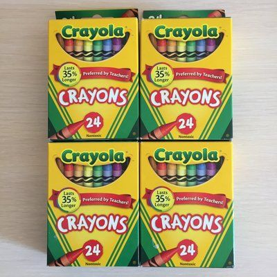 Карандаши,мелки Crayola,оригинал