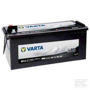 Akumulator VARTA 180AH 1400A JOHN Deere Valtra Fendt EXTRA POWER