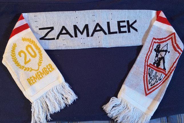 ZAMALEK Egito   Cachecol Campeões 2014/2015