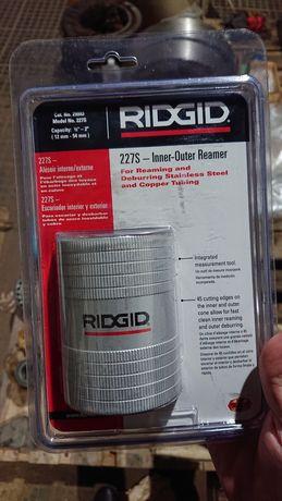 Зенковка гратосниматель RIDGID 227S