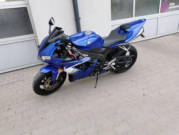 Sprzedam. Yamaha r1 rn12. 2005r.