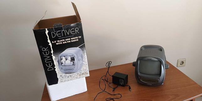 Rádio + Tv portátil Denver
