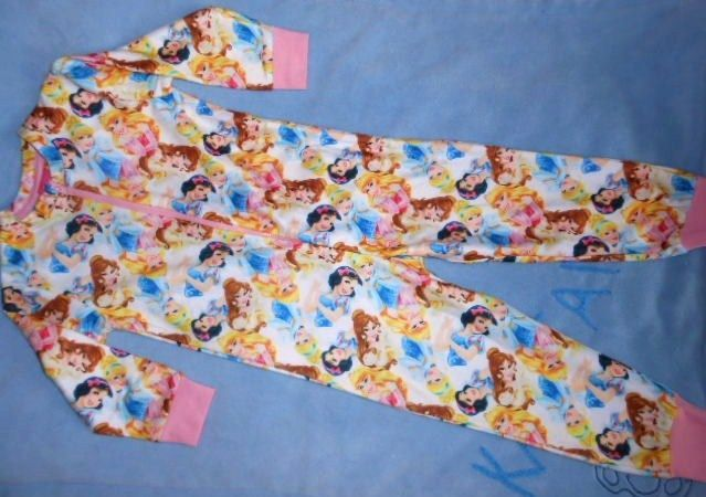NOWA pijama Disney Princesss - na prezent 98 cm
