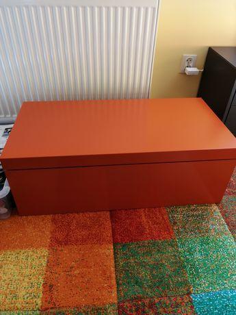 IKEA skrzynia z wysuwanym blatem