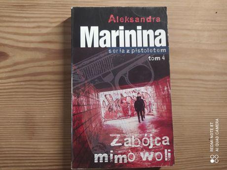 Aleksandra Marinina Zabójca mimo woli