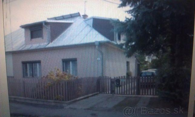 Продаётся дом в Словакии г.Собранце