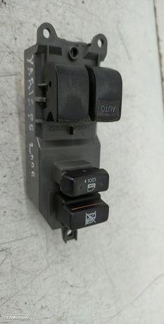 Interruptor Vidros Porta Cond/Pass Toyota Yaris (_P9_)