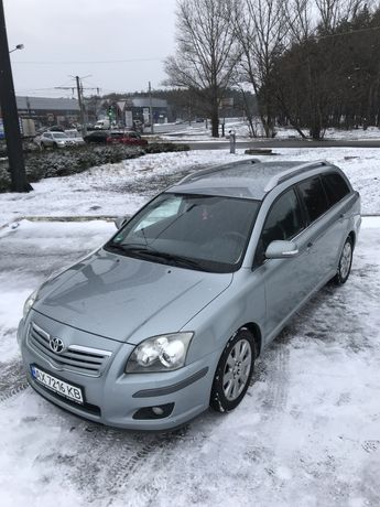Toyota Avensis 1.8., 2007 From Germany Super Stan