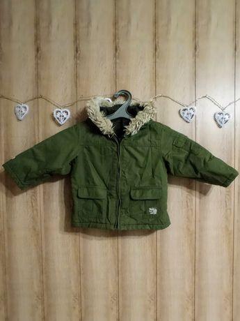 Куртка весенне-осенняя (1-2года)+джинсики