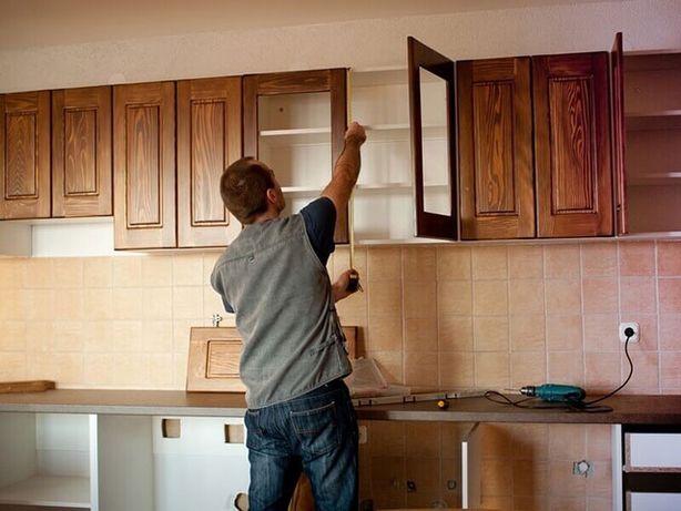 Ремонт меблів,Складання (монтаж) меблів, Зібрати меблі , збір меблів