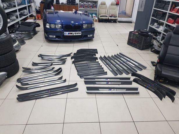 80€ kit Soleiras pack m BMW (MYBMW) CENTRO DE ABATE