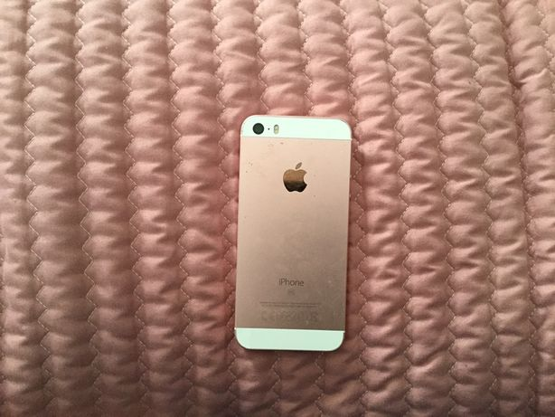 Vendo Iphone SE 64GB rose