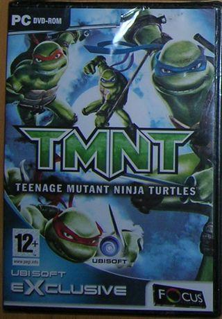 żółwie ninja nowa w folii pc