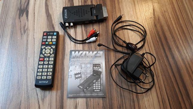 Tuner DVB-T WIWA hd50