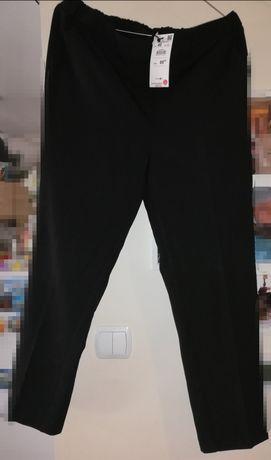 Nowe czarne spodnie Reserved r. 40