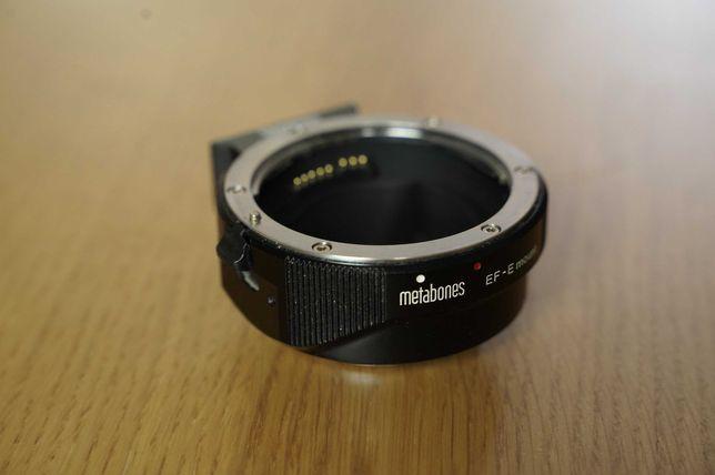 Metabones IV adapter obiektywów Canon do Sony E