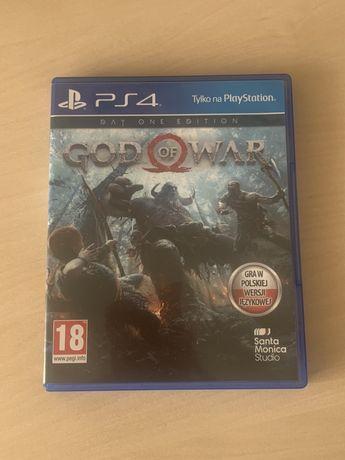 God of War , игра для PS4