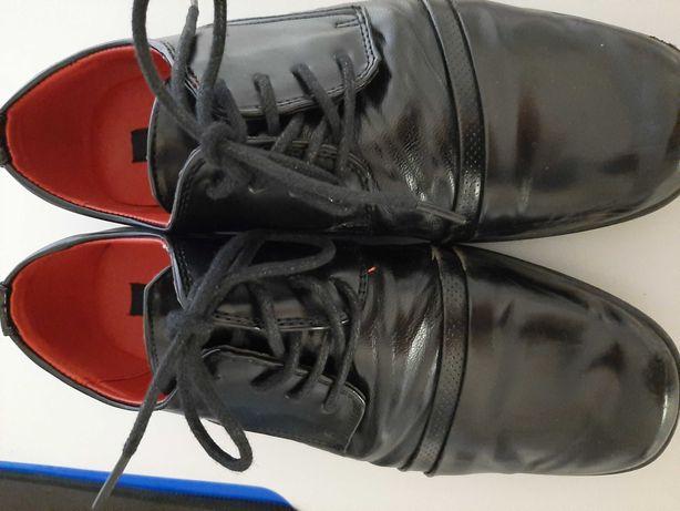 Buty komunijne dla chłopca  rozmiar 36