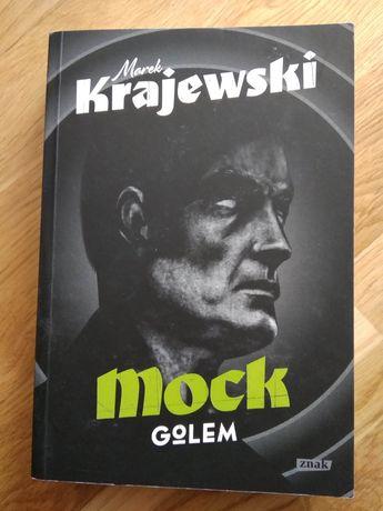 Marek Krajewski Mock Golem książka używana
