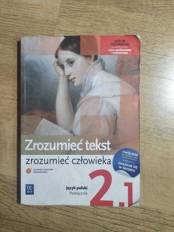 Zrozumieć tekst zrozumieć człowieka 2.1 podręcznik z języka polskiego