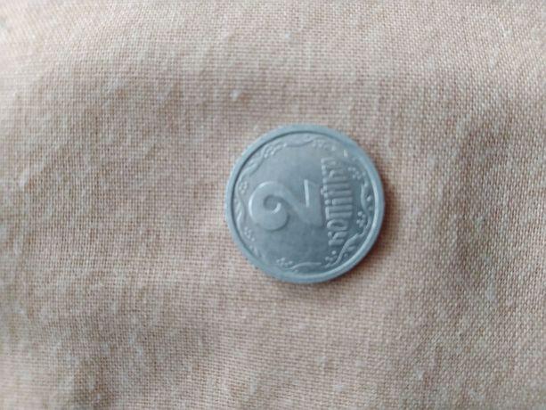 Продам монеты 2 копейки 1994 года