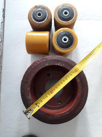 Koła paleciak elektryczny Linde T16,T18,T20