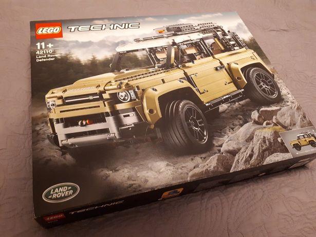NOWE LEGO 42110 Technic - Land Rover Defender
