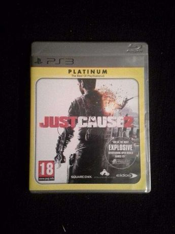 Jogo Ps3 Just Cause 2