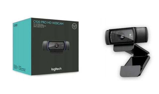 Kamera internetowa LOGITECH C920 Pro HD Webcam  Kraków