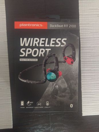 Słuchawki Plantronics backbeat fit 2100- nowe