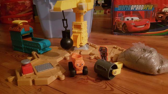 Bob budowniczy piasek kinetyczny