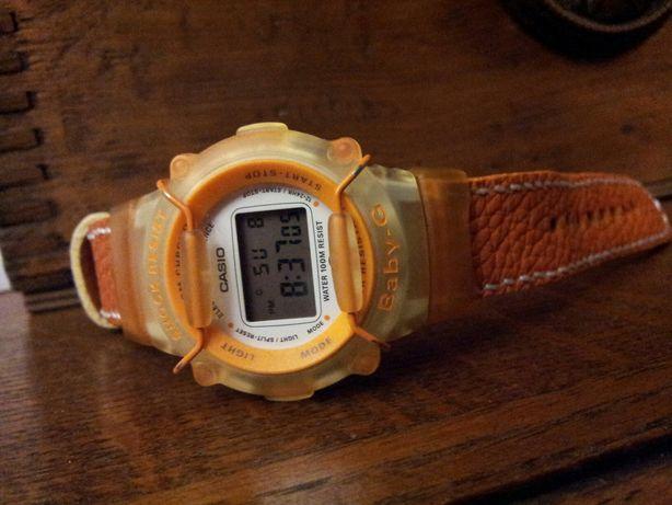 Sprzedam oryginalny zegarek Casio G-shock w damskiej wersji Baby-G